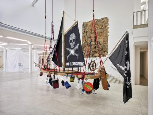 Ausstellungsansicht Museum Abteiberg Foto: Achim Kukulies